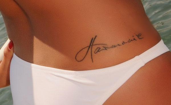 Tattoos Eine Auswahl Heide M Sauer
